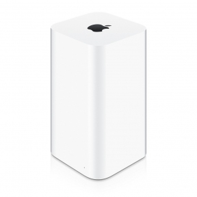 WiFi маршрутизатор Apple AirPort Extreme (ME918)
