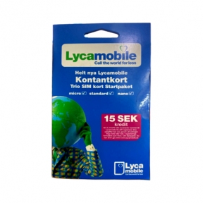Стартовый пакет LycaMobile Poland