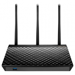 WiFi маршрутизатор Asus RT-AC66U